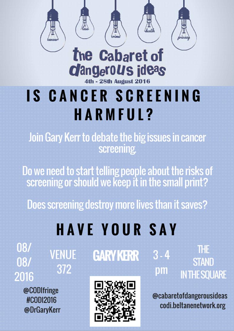 Gary Cancer Screening