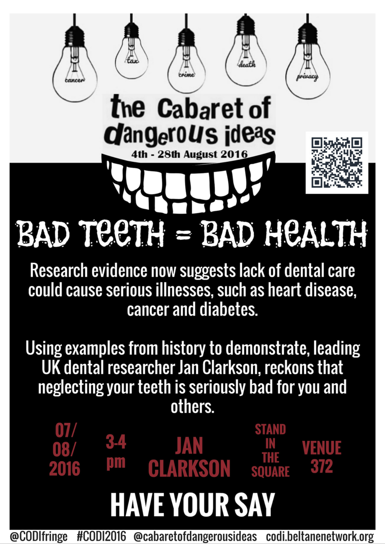 Bad Teeth = Bad Health